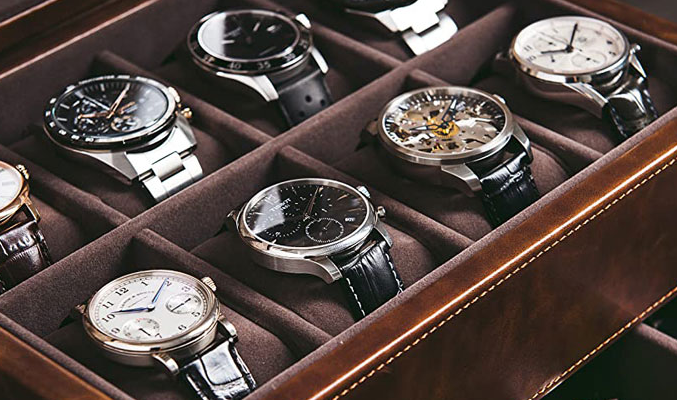 how to get a new luxury watch every month