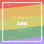 June What to Buy and What Not to Buy