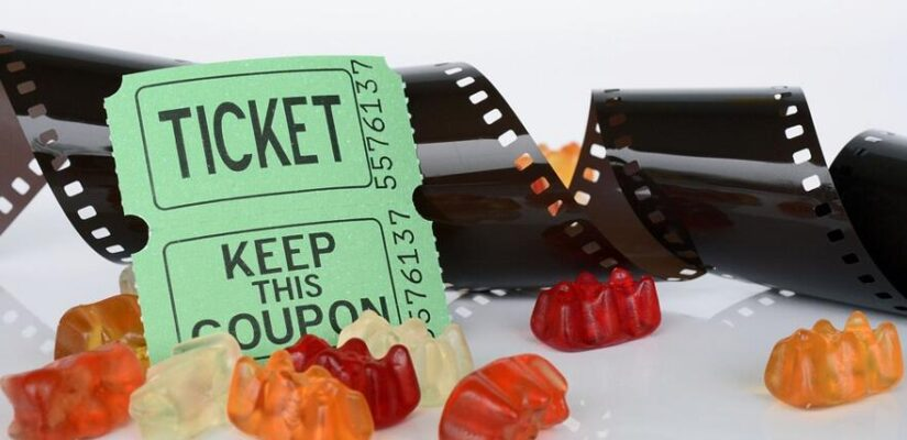 Coupons for the Entertainment Industry
