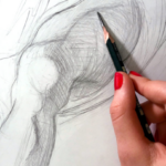 how to sketch in 3 simple steps