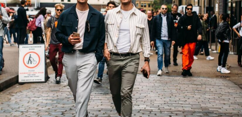mens spring style