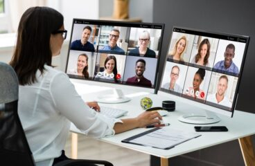 5 Ways to Change Your Meeting Spaces to Enhance Virtual Collaboration