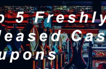 Top 5 Freshly Released Casino Coupons