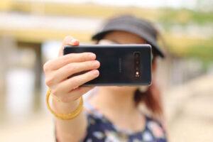 selfie phone ring light