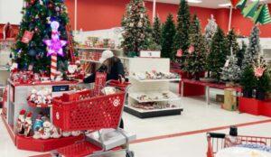 target holiday season