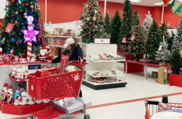 Target kicks off its holiday seasons to win over early-bird shoppers