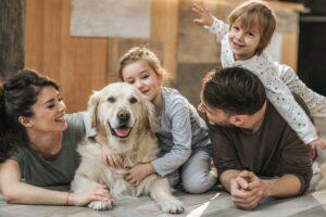 family dog breeds