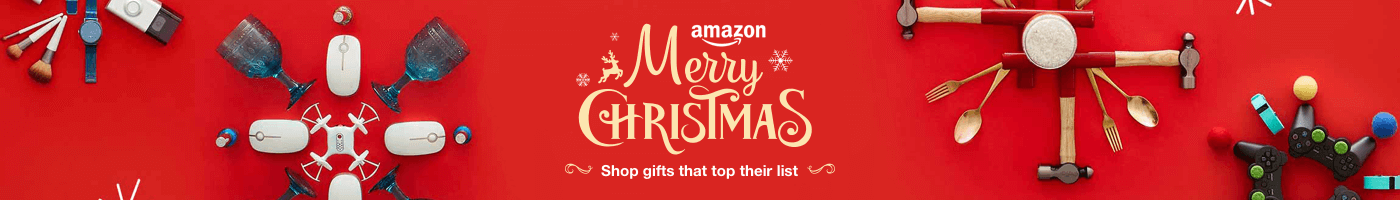 Amazon Christmas 2018 Deals and Sales