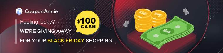 Win $100 Cash Black Friday Giveaway
