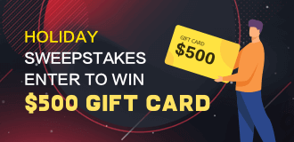 Win $500 Holiday Giveaway